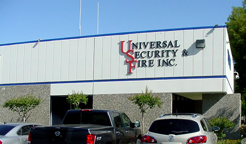 Sacramento Ca Universal Security Amp Fire Corporation